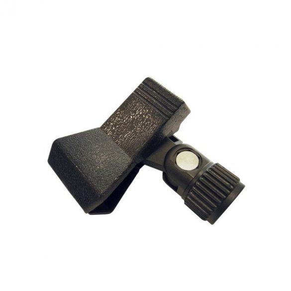 MC1 Microphone holder, clamp, black