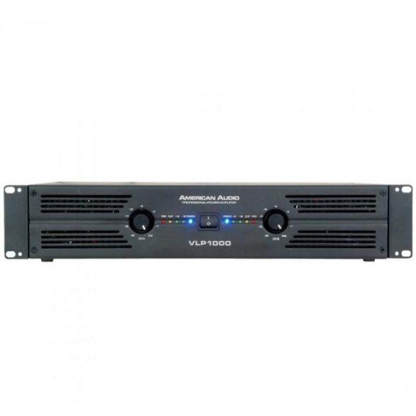 American Audio VLP1000 power amplifier