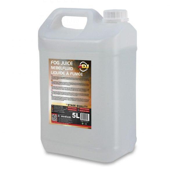 ADJ Fog Juice 2 Medium füst folyadék 5L