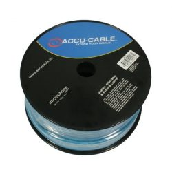 AC-MC/100R-BL Micro roll, 100m, blue