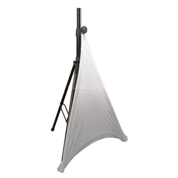 Tripod Cover Hangfalállvány takaró white