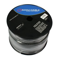 AC-SC2-2,5/100R-B Speaker cable 2x2,5mm