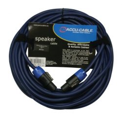 AC-SP2-2,5/15 Speaker cable 2pin 2x2,5mm