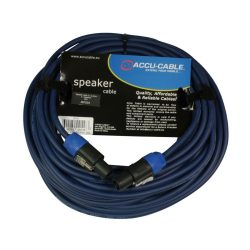 Accu-Cable 1611000026 Speakon 20m