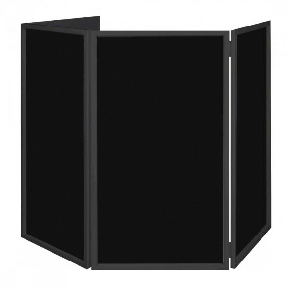 Event Facade scrims (4pcs) black