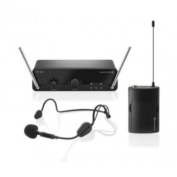Beyerdynamic TG 100 B-Set 194-204 MHz
