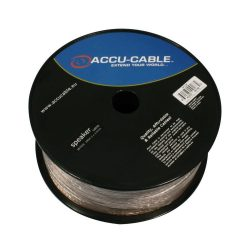 Accu-Cable 1612100002 AC-SC2-1,5/100R 2 x 1,5