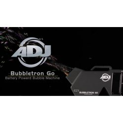 ADJ Bubbletron GO buborék gép