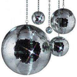 ADJ Tükörgömb 1m (mirrorball)