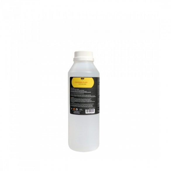 ADJ cleaning fluid 250mL for fog machines tisztító füst folyadék