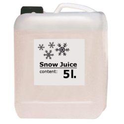 ADJ Snow Juice hó folyadék 5 l