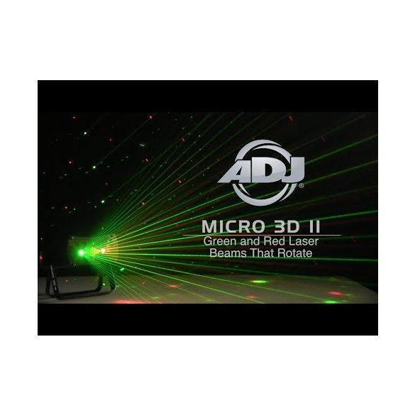ADJ Micro 3D II (Archív)