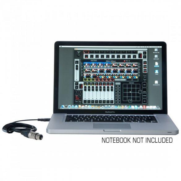 ADJ Emulation - DMX software