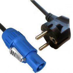 MPC Powercon - CEE 7/7 2m
