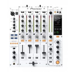 PIONEER DJ DJM-850-W white
