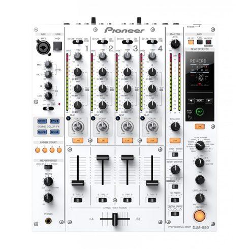 Pioneer DJM-850-W white (Archív)