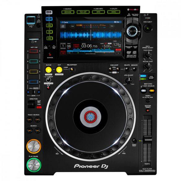 Pioneer CDJ-2000 nxs2