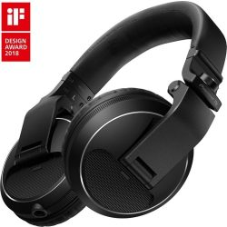 HDJ-X5-K Fület fedő Pioneer DJ fejhallgató