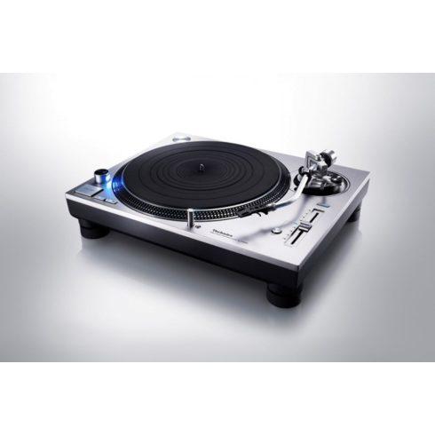 Technics SL-1200GREGS ezüst direkt meghajtású lemezjátszó