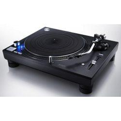 Technics SL-1210GREGK fekete direkt meghajtású lemezjátszó