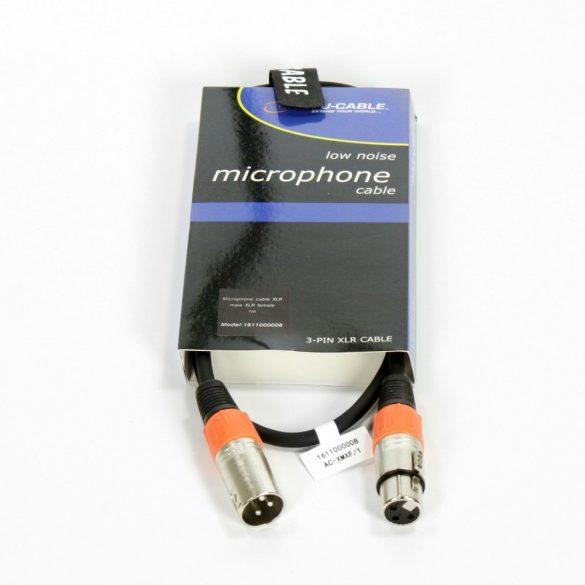 AC-XMXF/1 XLR/XLR 1m - mikrofon kábel