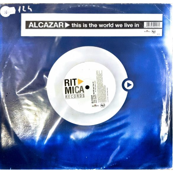Alcazar - this is the world we live in