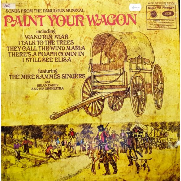 Songs from Paint your wagon musical