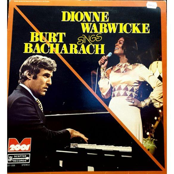 Burt Bacharach, Dionne Warwicke sings