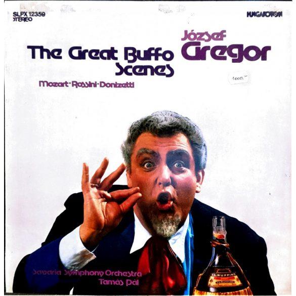 József Gregor - The great buffo scenes