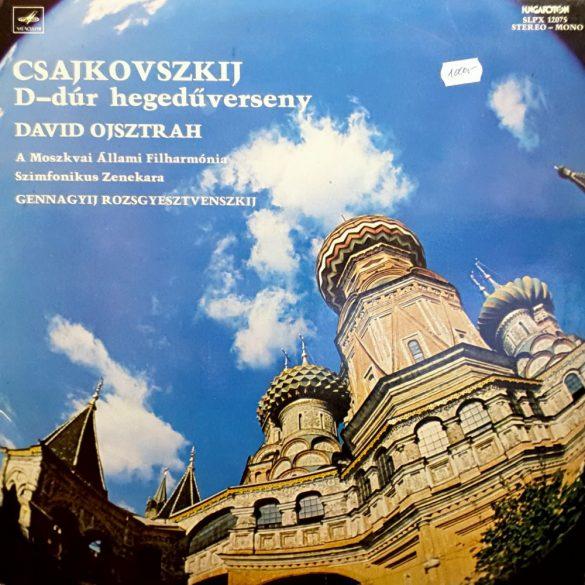 Csajkovszkij D-dúr hegedűverseny