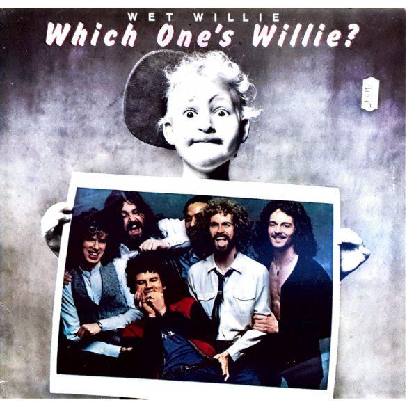 Wet Willie - Which one's Willie?