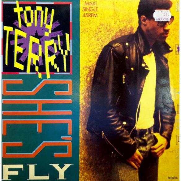 Tony Terry - She's fly