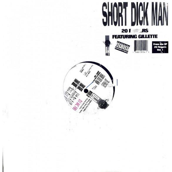 Short Dick Man - 20 Fingers featuring Gilette