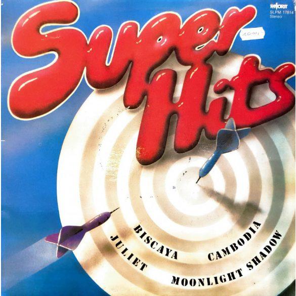 Super Hits - Biscaya, Cambodia, Juliet, Moonlight Shadow