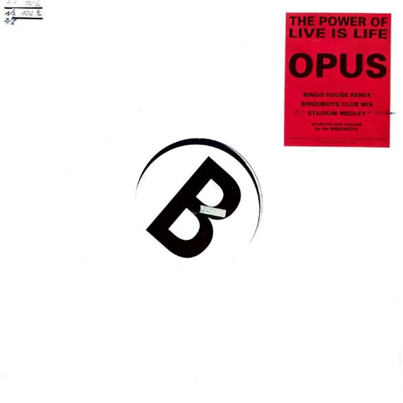 Opus- Love is life