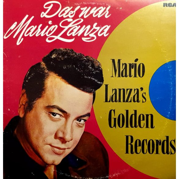 Mario Lanza's Golden Record