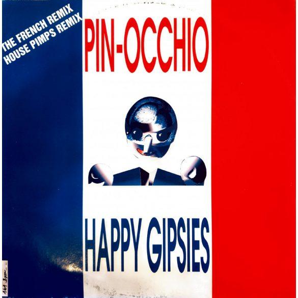 Pin-Occhio - Happy Gipsies